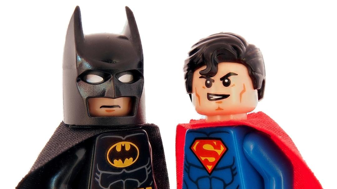 batman y superman clips